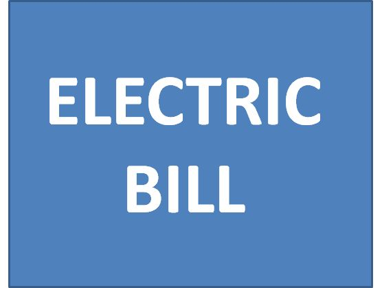 Append electric bills, kWh and kW